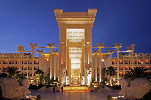 Travel And Visit Grand Hotels