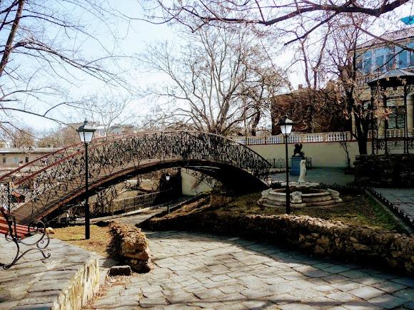 Уголок старой Одессы