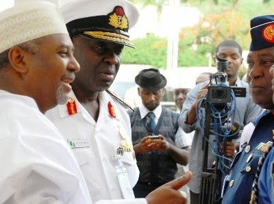 Why Nigeria's Military Chiefs and NSA Need To Go, Now