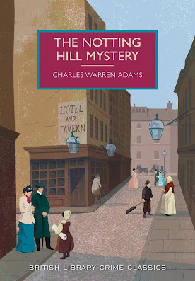 The Notting Hill Mystery by Charles Warren Adams book cover