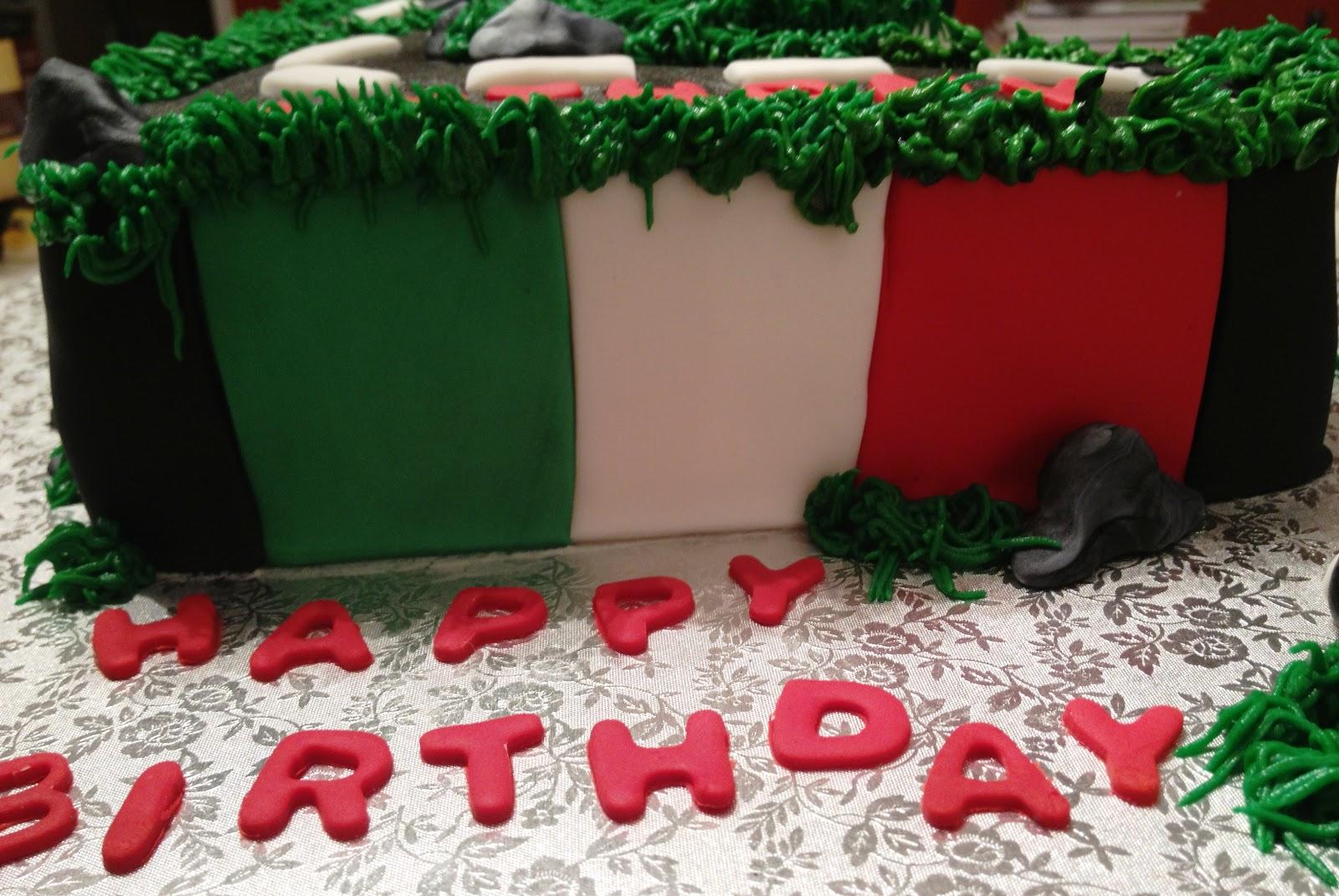 Marymel Cakes Anthony S 2nd Birthday
