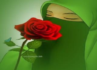 Malu Bagi Muslimah