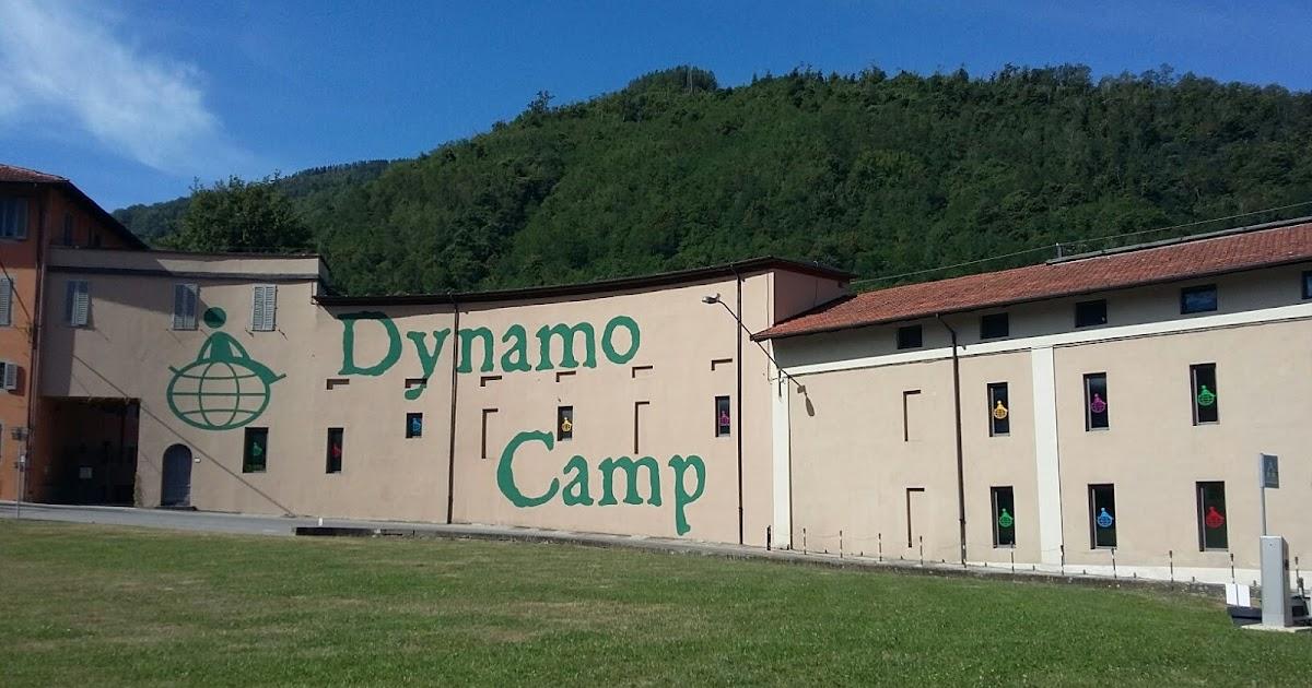 Anche Christian Balzano per Dynamo Camp