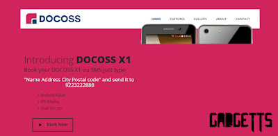 How-To-Book-Docoss-X1-Online