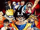لعبة قتال نجوم الانمي النسخة الخامسة 3.5 Comic Stars Fighting  الاصدار السادس من لعبة قتال نجوم وابطال الانمي الممتعة