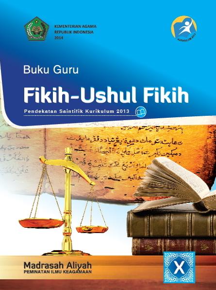 Js Aries Blog Buku Guru Fiqih Ushul Fiqih Peminatan Kelas X Ma Kurikulum 2013