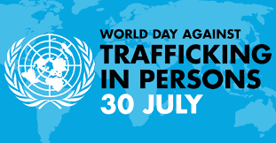 World Day against Trafficking in Persons 30 July, 2018