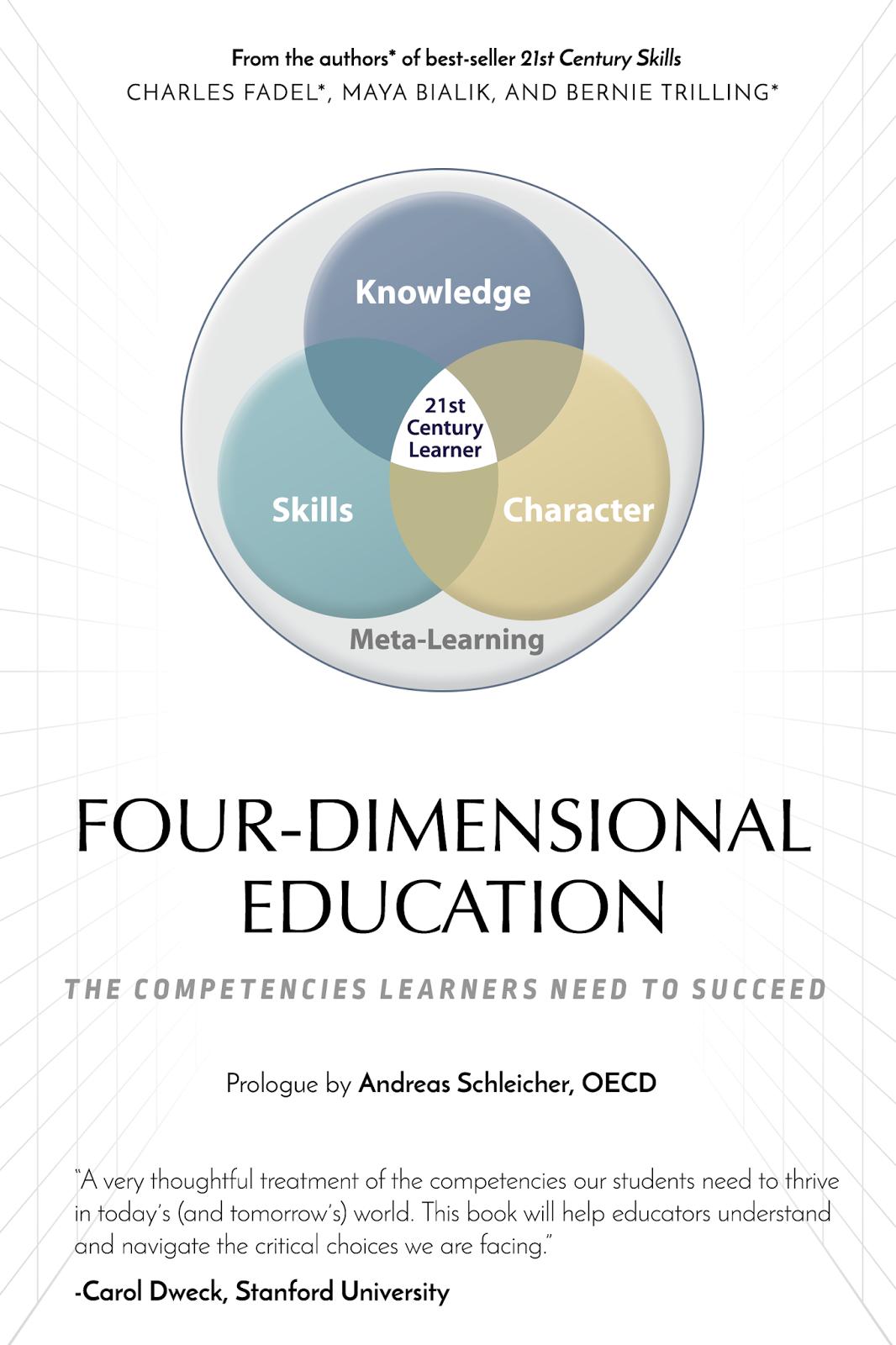 La Educacion En Cuatro Dimensiones