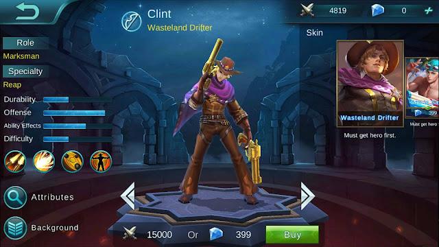 Tipe Hero di Mobile Legends dan Pengertiannya