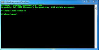 Cara Merubah Warna Tulisan CMD PC Semua Windows