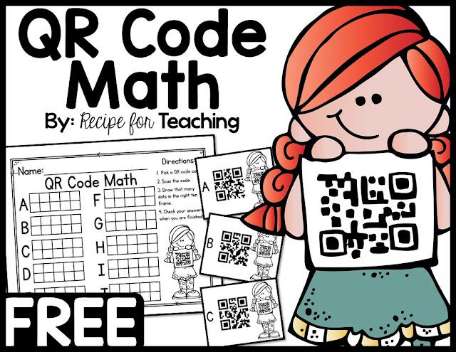 https://www.teacherspayteachers.com/Product/QR-Code-Math-1465552