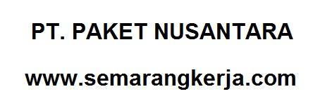PT. PAKET NUSANTARA