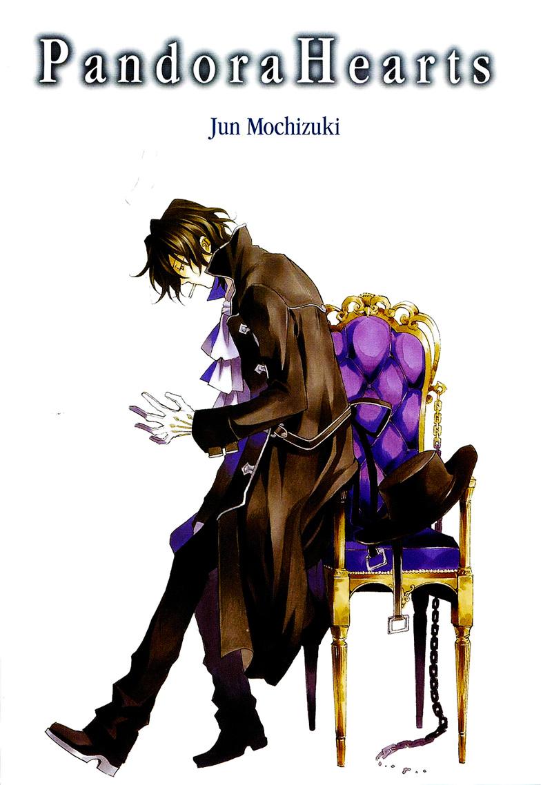 Pandora Hearts chương 005 - retrace: v clockwise doom trang 3