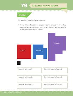 Apoyo Primaria Desafíos Matemáticos 4to. Grado Bloque IV Lección 79 ¿Cuántas veces cabe?