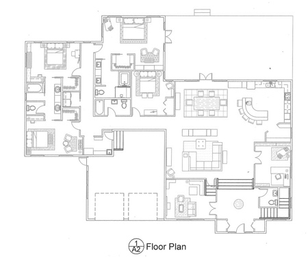 AUTOMOTIVE FLOOR PLANS