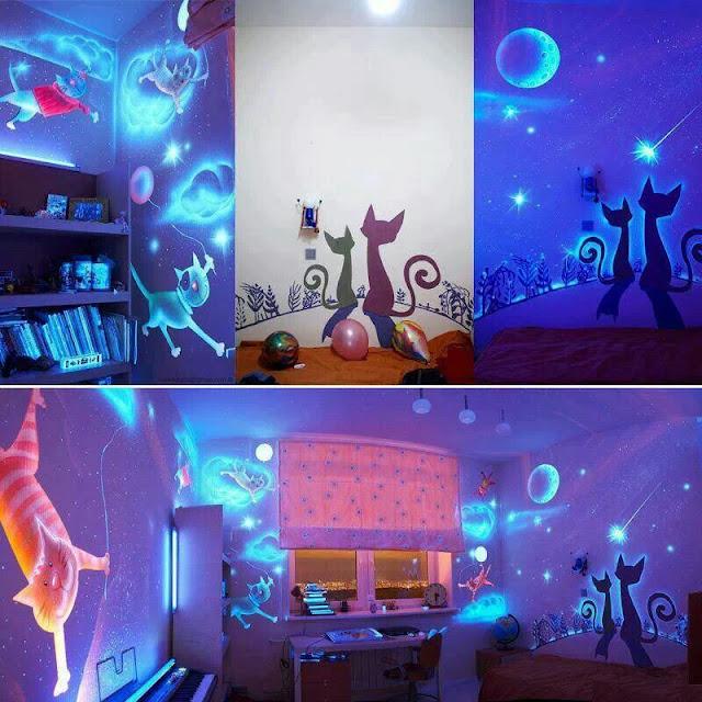 glow in the dark bedroom ideas bedroom ideas dark
