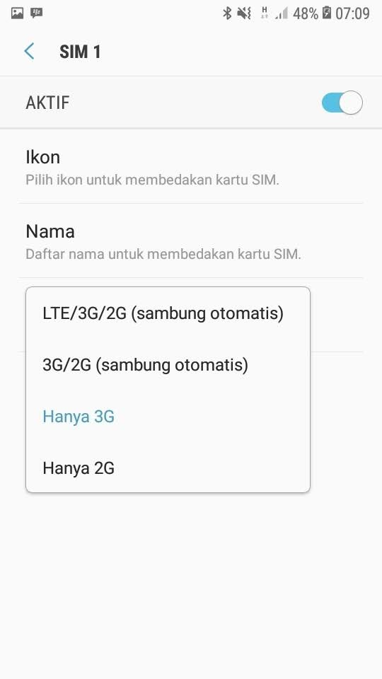Jaringan 4G Indosat ooredoo lagi ngadat