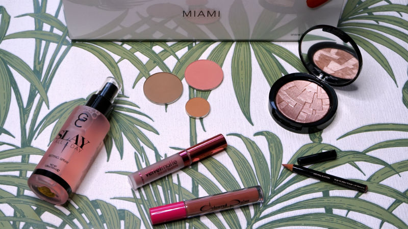 Best Of USA Miami beauty box
