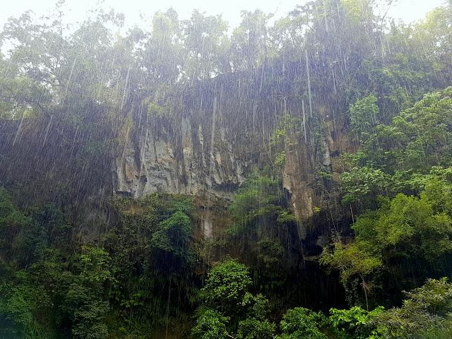 Malibiclibic Falls, Cavite