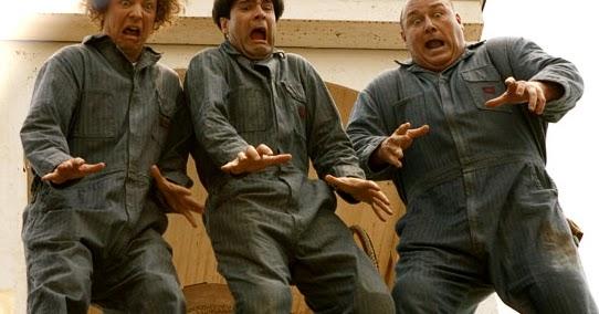 CULT FILM FREAK : REVAMP OF THE THREE STOOGES