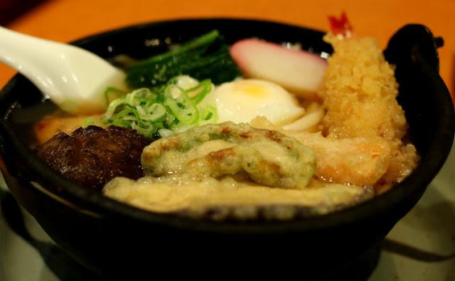 Japanese Food at Ten Ten Tei