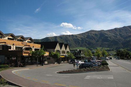 Wanaka, Selandia Baru