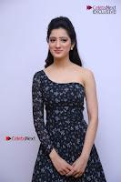 Telugu Actress Richa Panai Stills in One Shoulder Floral Long Dress at Rakshaka Bhatudu Movie Interview  0138.JPG