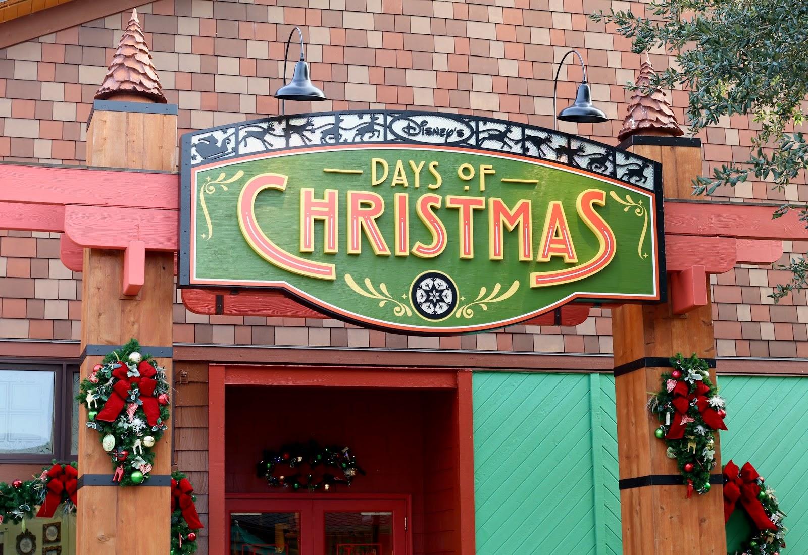 Disney-Springs-Days-of-Christmas-store-Orlando-Florida