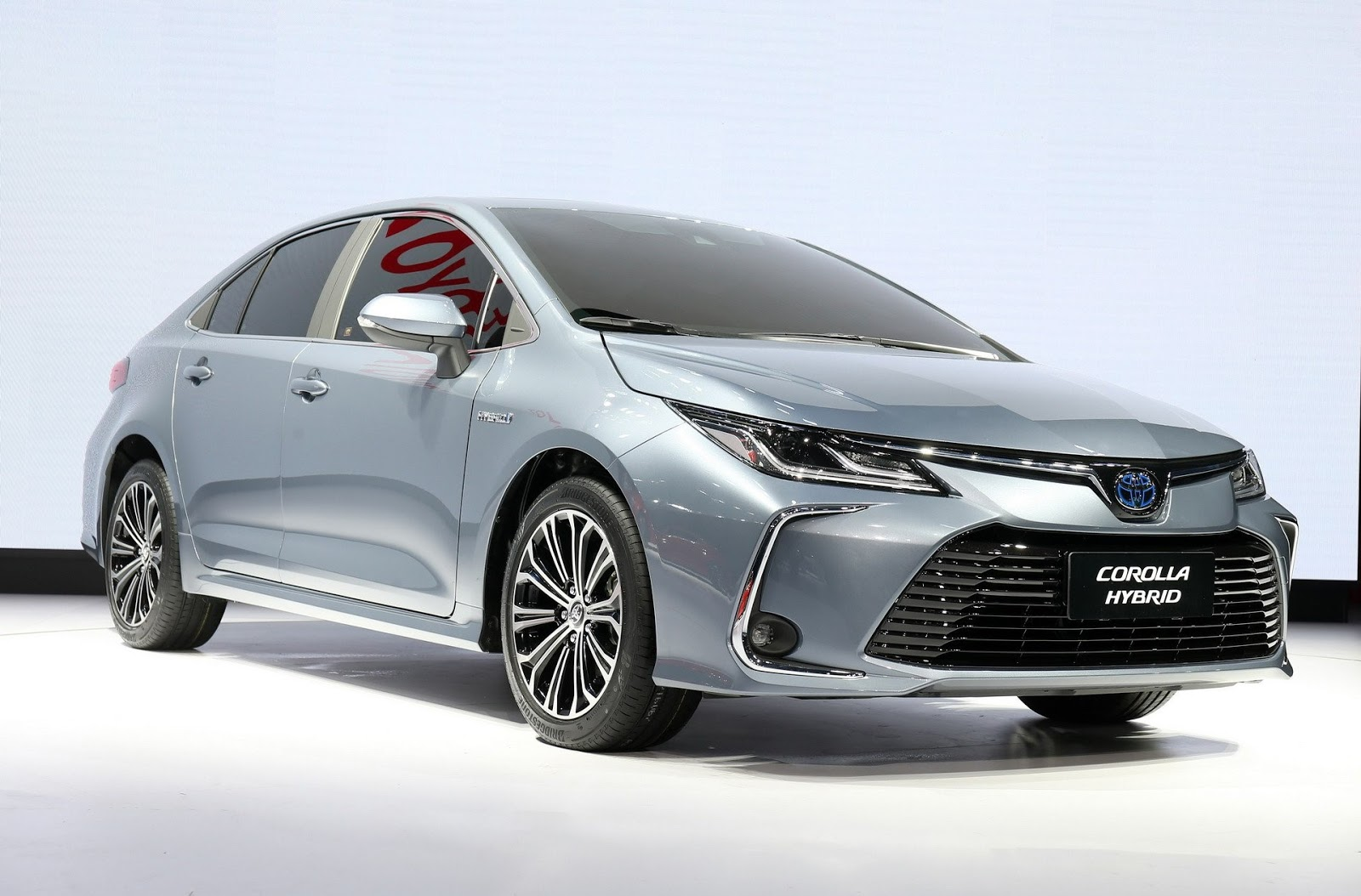 Fresh From The All New Corolla Sedan S World Debut At Guangzhou Auto Show Toyota Has Now Released Information On European Spec Model