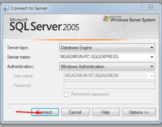 CARA MEMBUAT ATAU MENGAKTIFKAN USER SA DI SQL SERVER