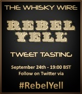 Rebel Yell Tweet Tasting