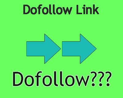 Pasang Link Dofollow