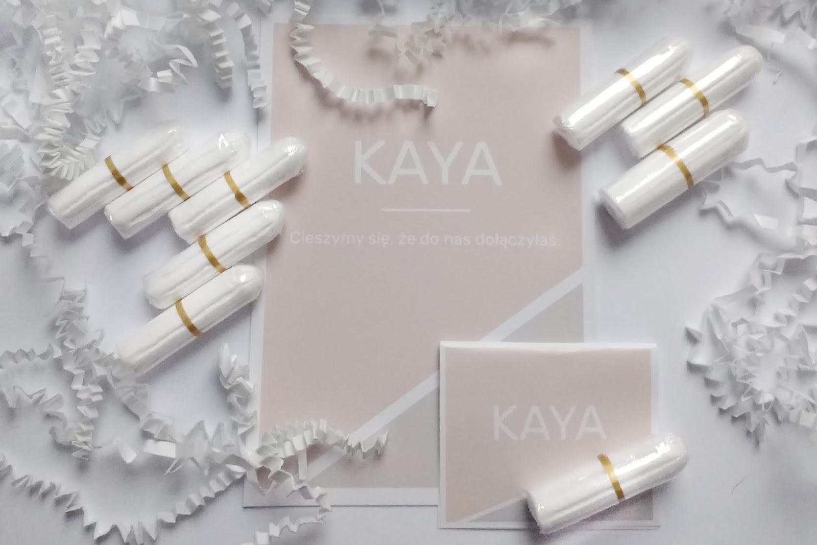 Your Kaya | 100% organicznej bawełny | Subskrypcja produktów do higieny intymnej