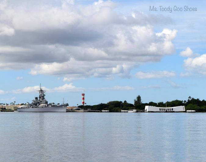 Why Waikiki? Visiting Pearl Harbor is reason # 3.