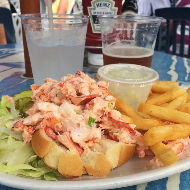 Lobster Roll Cape Cod