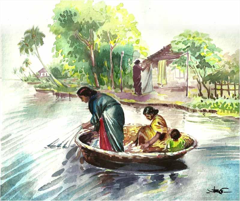 Artists Of India Thoni Dpsc Bose