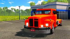 Scania 111/111s truck mod