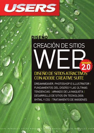 Diseño creación de sitios web 2.0: Diseño de sitios atractivos con adobe creative suite – USERS