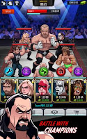 WWE Tap Mania v0.2.6 MOD APK For Android Unlimited Money