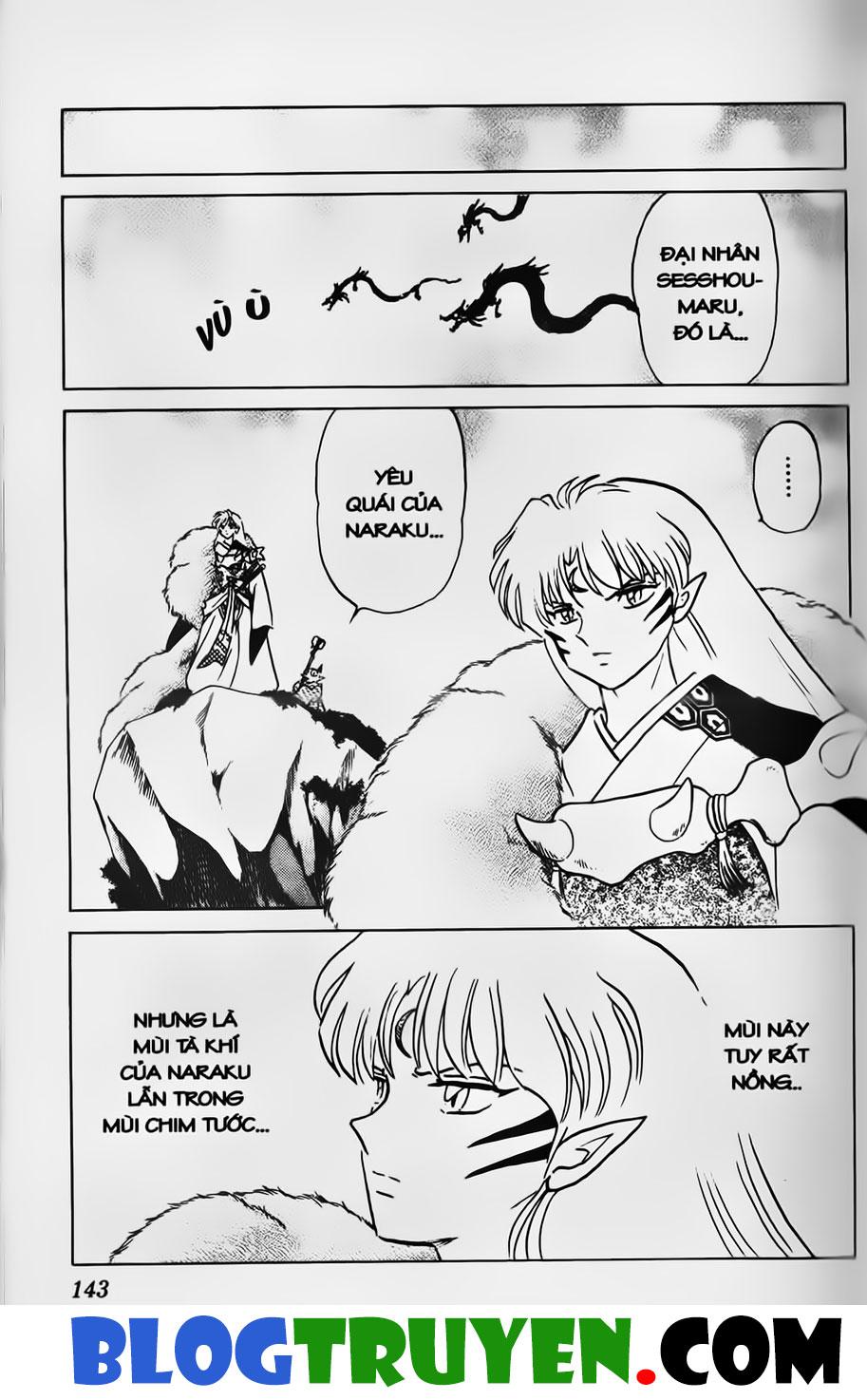 Inuyasha vol 32.8 trang 14