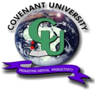 Covenant University Postgraduate Form
