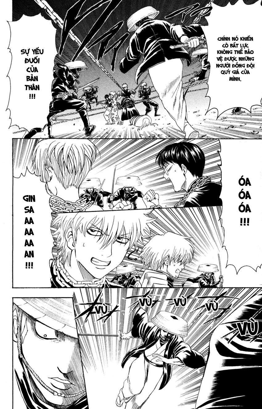 Gintama Chap 321 page 7 - Truyentranhaz.net
