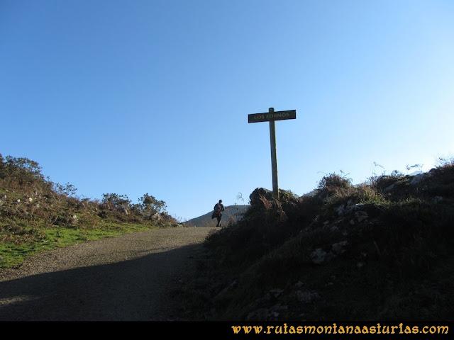 Ruta de las Foces del Rio Pendón y Varallonga: Los Fornos