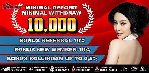 SatriaPoker.com Agen Judi Poker Online Terpercaya