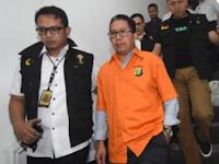 Plt. Ketua Umum PSSI Joko Driyono Akhirnya Ditahan