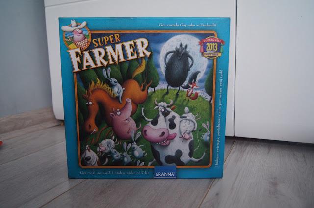 Super Farmer - świetna gra rodzinna.
