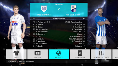 PES 2018 PES-Hellas Patch 2018 Season 2017/2018