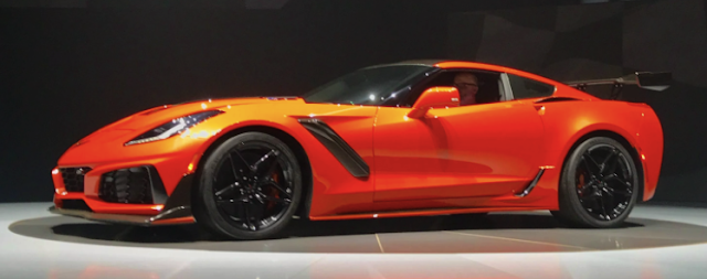 2019 Chevrolet Corvette ZR1 Review Design Release Date Price And Specs