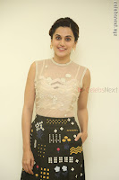 Taapsee Pannu in transparent top at Anando hma theatrical trailer launch ~  Exclusive 007.JPG