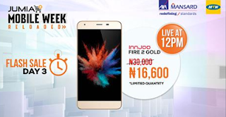 Jumia mobile week 2017 cheapest phones